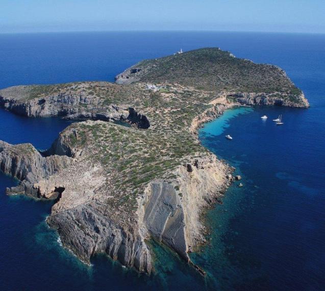 Tagomago Island, Ibiza.
