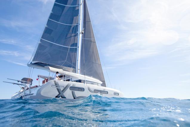 Excess catamaran 15