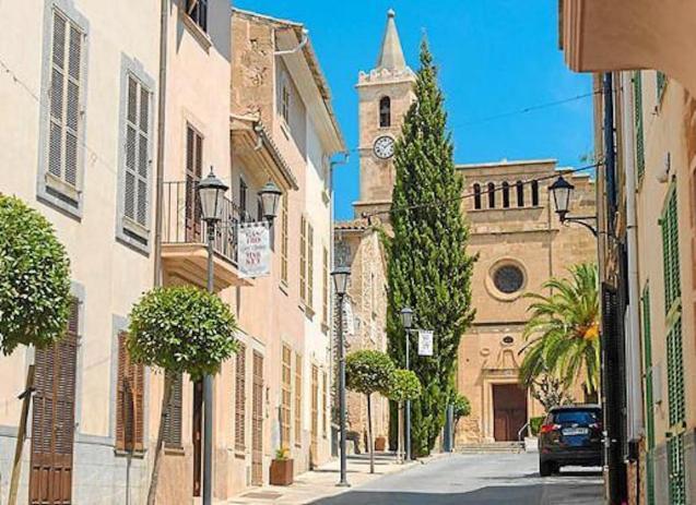 Sant Llorenç des Cardassar, Majorca.