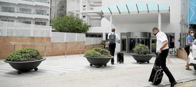 More hotels opening in Majorca to meet demand.