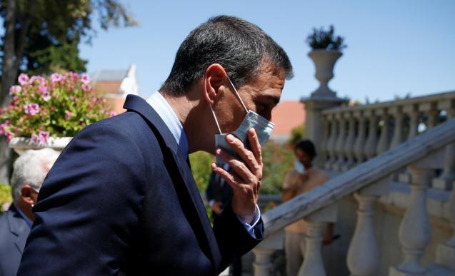 Spanish PM Sanchez