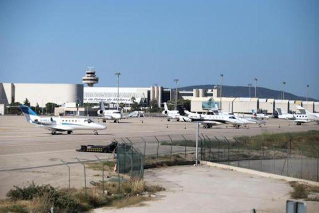 Palma has the most luxury Private Jets and Air Taxis in Europe.