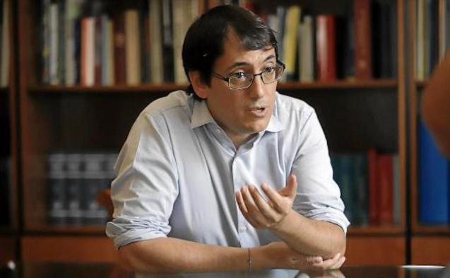 Iago Negueruela, Economic Model, Tourism & Labour Minister.