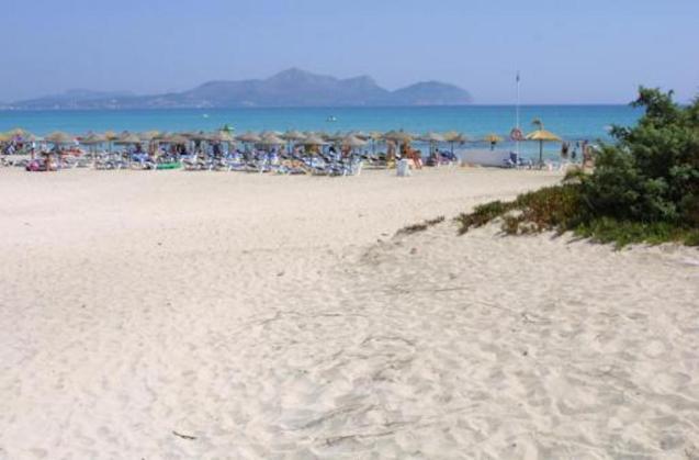 Can Picafort, Majorca.
