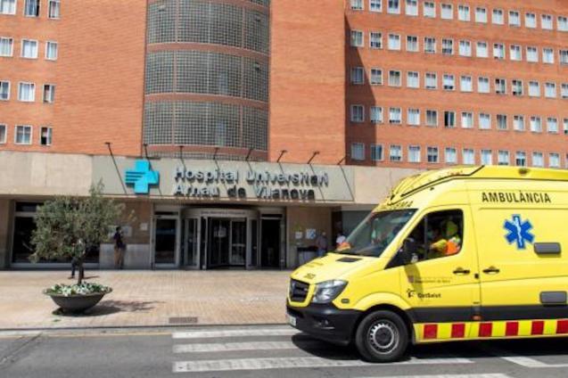 Arnau de Vilanova Hospital, Lleida.