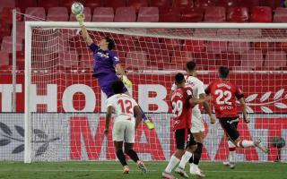 Sevilla vs Real Mallorca