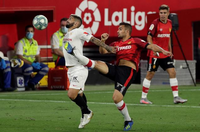 Sevilla vs Real Mallorca