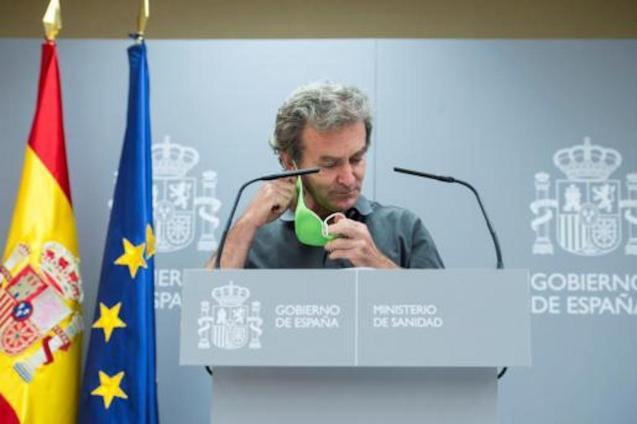 Dr Fernando Simón, Director, Centre for Coordination of Health Alerts & Emergencies