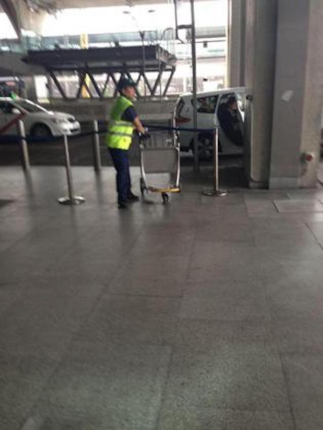Baggage Handlers threaten strike action.