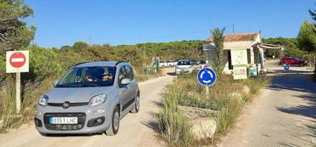 Es Trenc-Salobrar Natural Park, Majorca.