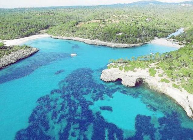 Mondragó Nature Reserve, Majorca.