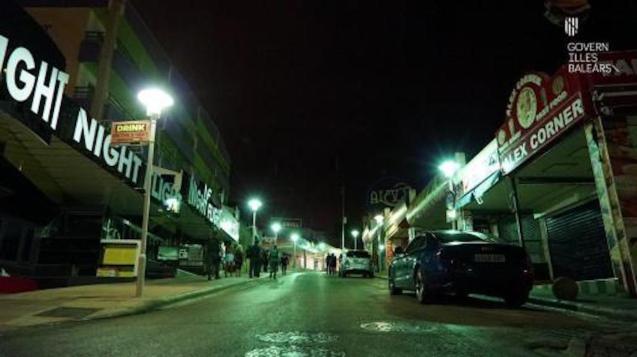 Carrer Punta Ballena, Magalluf.