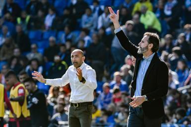 Moreno (R) and a possible successor Abelardo.
