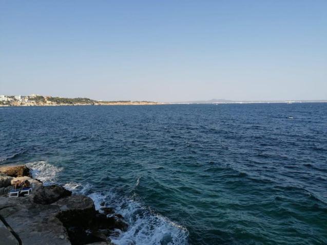 Palma Coastline, Majorca.