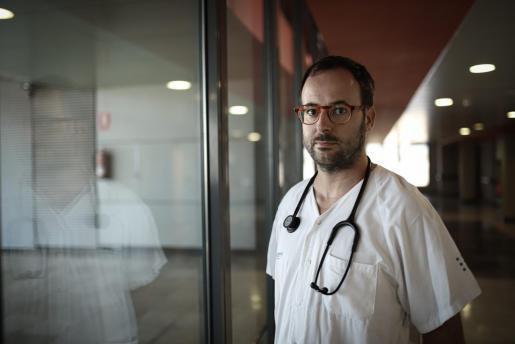 Dr Albert Pou, Son Espases Hospital, Palma.