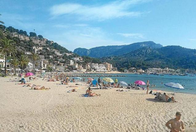 Puerto Soller, Majorca.