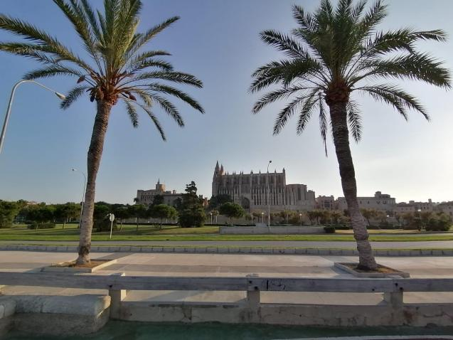 Palma Cathedral, Majorca.