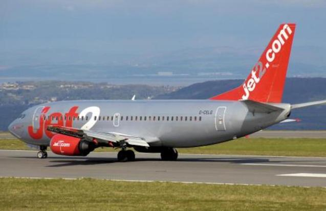 Jet2 evacuating customers from Spain.