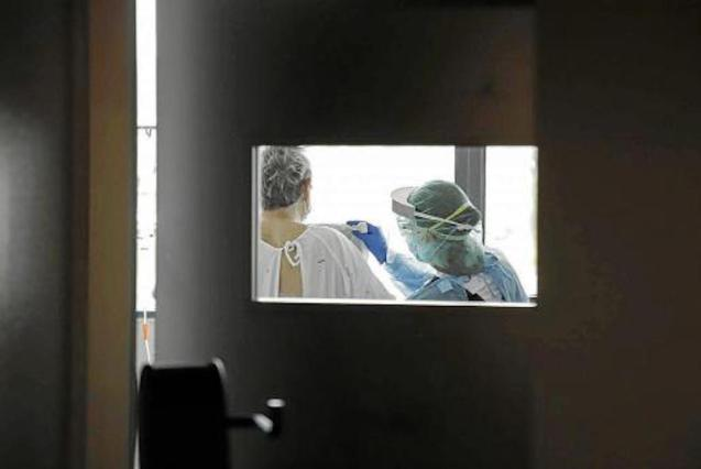 40 people are in isolation as a result of coronavirus outbreak in Santanyi.