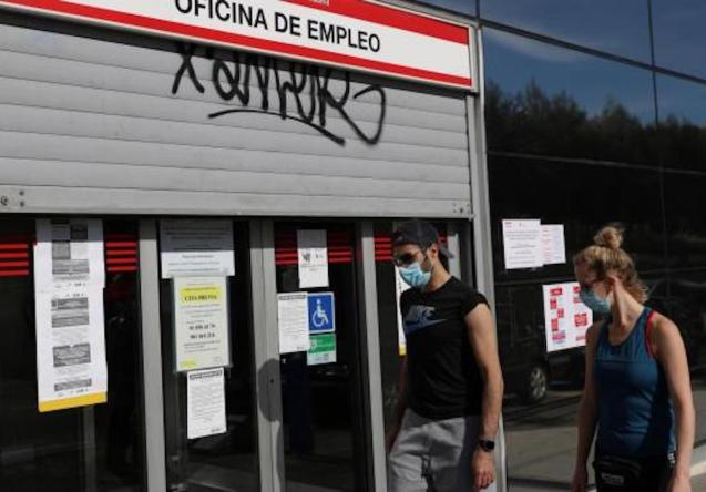 71,547 out of work in the Balearic Islands in July.