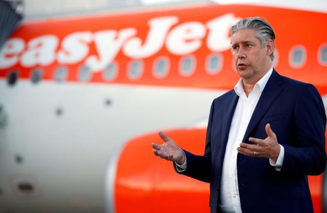 EasyJet CEO Johan Lundgren