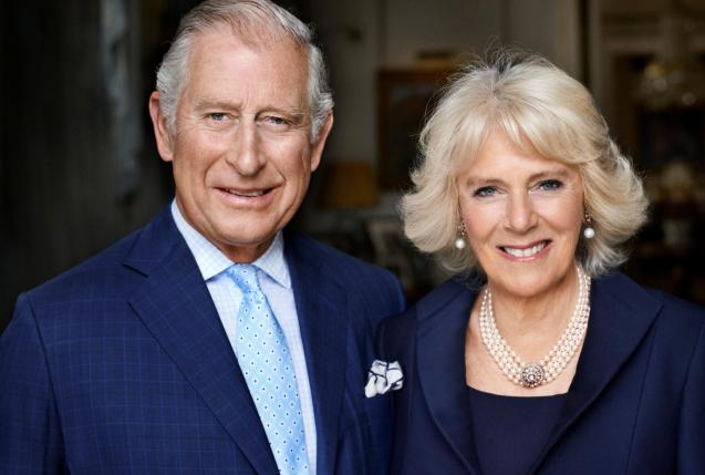 Prince Charles and his wife the Duchess of Cornwall