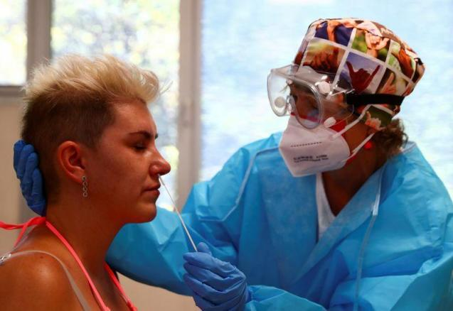 The disease claimed 65 lives in Spain over the past seven days.