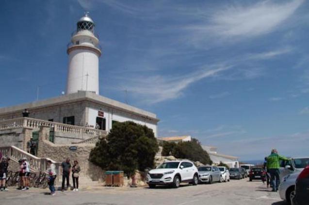 Formentor Lighthouse, Majorca.