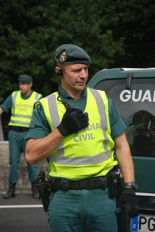 The Guardia Civi