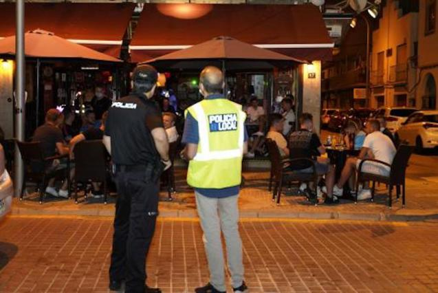 Severe lack of Green Patrol Officers in Palma.