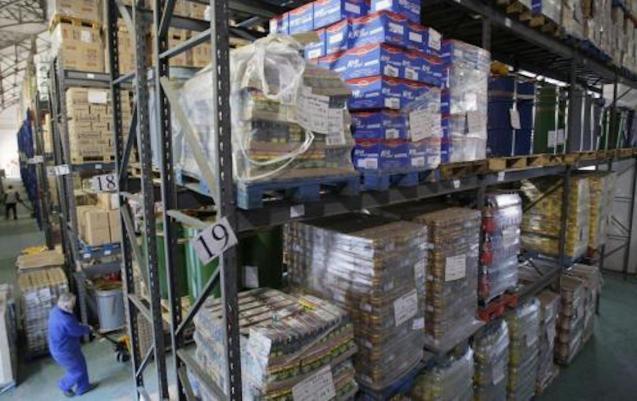 Distribution companies struggling.