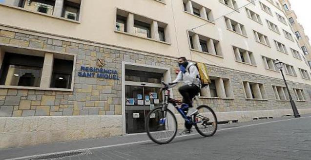 Residencia Sant Miquel, Palma.