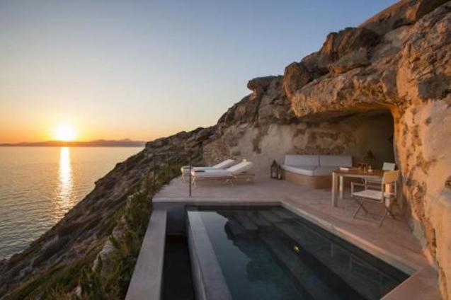 Cap Rocat Hotel, Majorca.