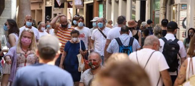 Face Masks mandatory in more places.