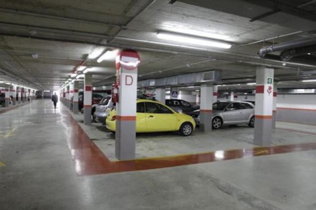 Car park, Palma.