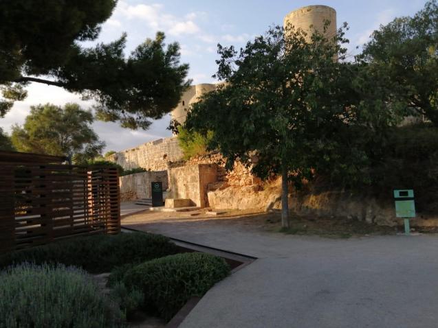 Bellver Castle, Palma.