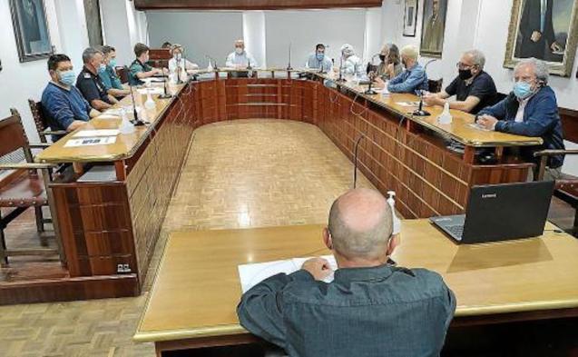 Local Security Board Meeting, Inca.