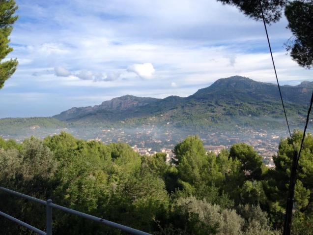 Banyalbufar, Majorca.