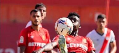 Real Mallorca's first game back in LaLiga 2 ended in defeat.