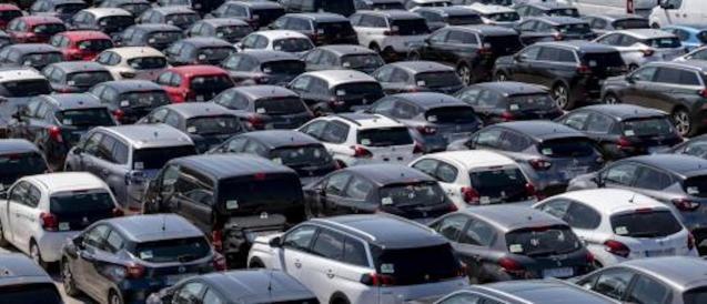 Car Rental Sector in Majorca suffering.
