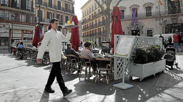 42% of Majorca's restaurants will close in the next few months.