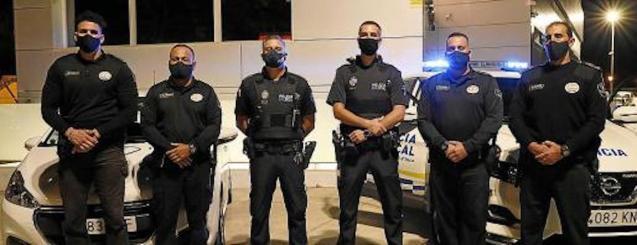 Private Security Personnel & Inca Local Police.