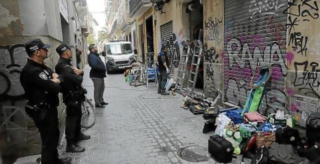 Balearic lawyers want to amend the law on squatting.