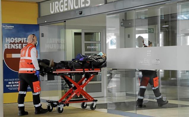 Mallorca hospital emergencies