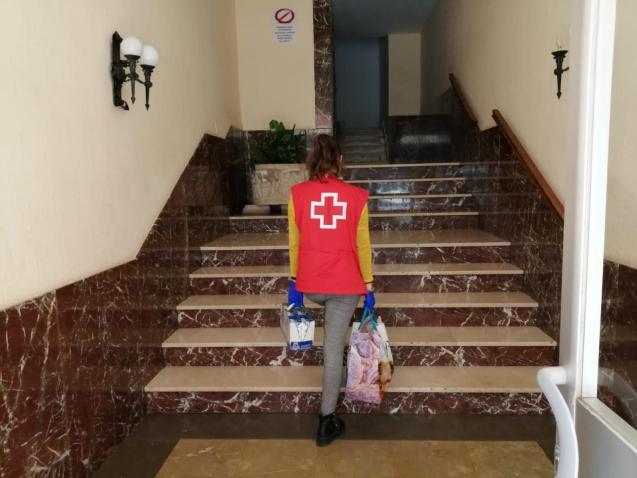 Red Cross worker Mallorca