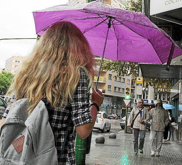 Mallorca rainy weather