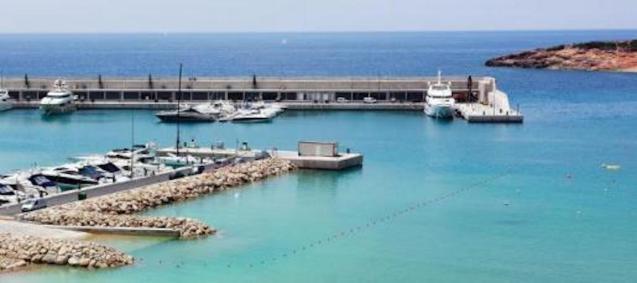 Port Adriano, Majorca.