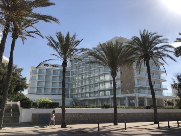 Mallorca hotels closed