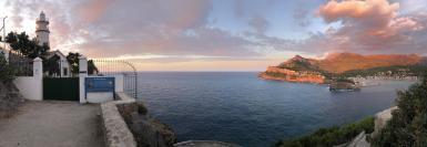 Es Faro in Puerto Soller.