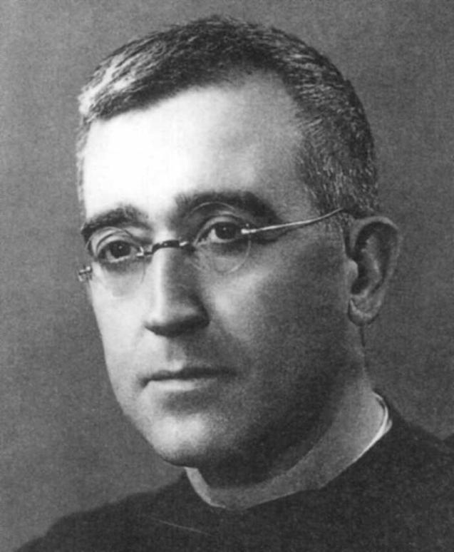 Father Rafel Ginard Bauçà